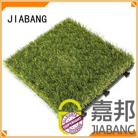 JIABANG top-selling grass floor tiles path building