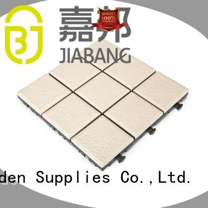 ODM porcelain patio tiles flooring cheap price gazebo construction