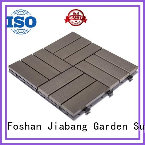 hot-sale outdoor plastic tiles high-quality home decoration JIABANG