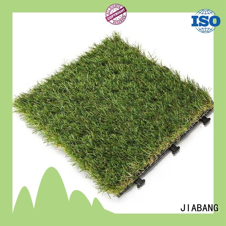 artificial grass squares hot-sale for wholesale JIABANG