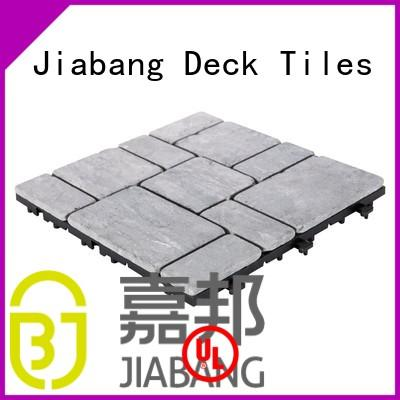 Hot travertine deck tiles together JIABANG Brand