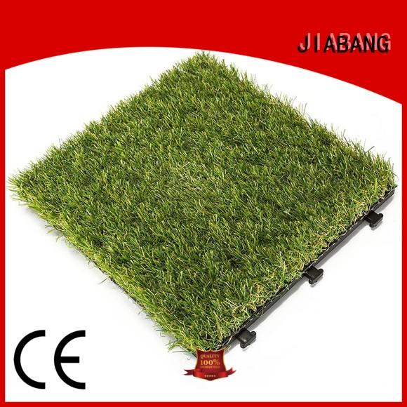 JIABANG wholesale grass tiles on-sale balcony construction