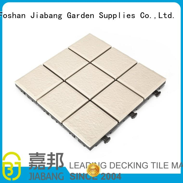 ceramic garden tiles outdoor deck JIABANG Brand