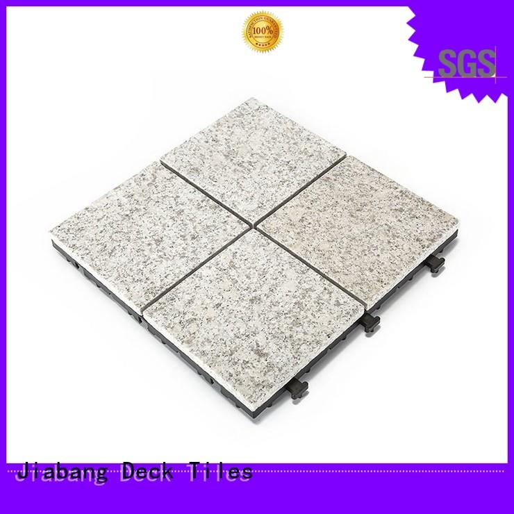 JIABANG low-cost granite floor tiles factory price for porch construction