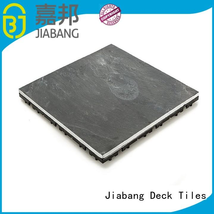 Wholesale surround outdoor stone deck tiles tile JIABANG Brand