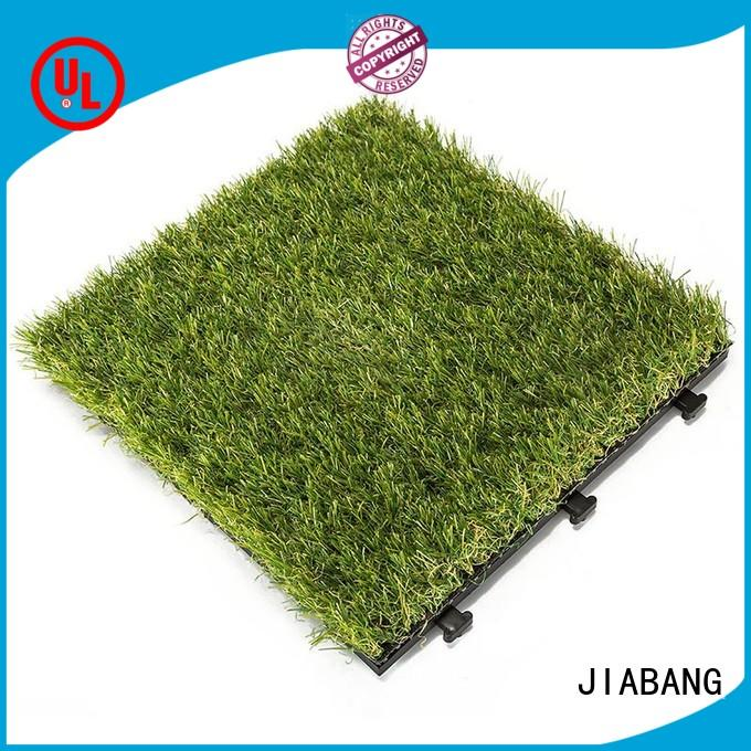 JIABANG top-selling artificial grass carpet tiles hot-sale path building