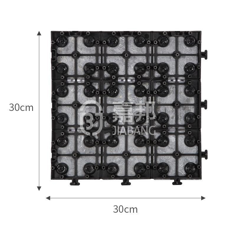 JIABANG waterproofing exterior slate tile garden decoration for patio-2