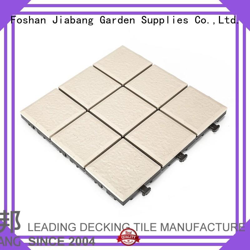 Wholesale outdoor ceramic garden tiles porch JIABANG Brand
