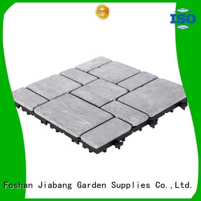 JIABANG natural travertine wall tiles high-quality for playground