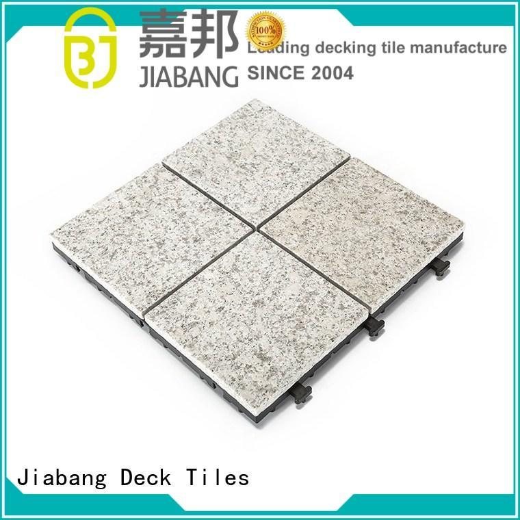 30x30cm real floors granite deck tiles JIABANG Brand