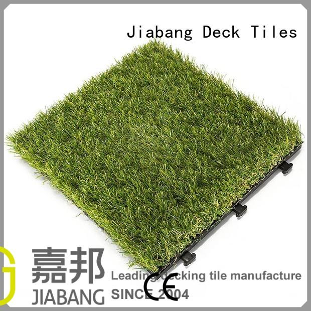 JIABANG Brand turf g004green interlocking grass mats