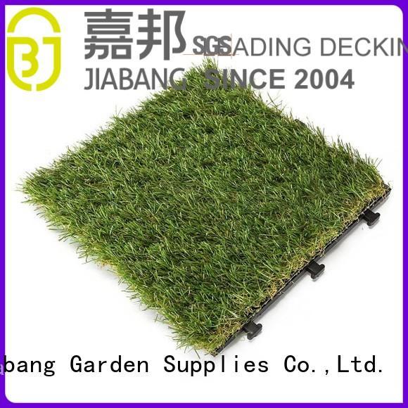 outdoor patio tiles over grass for garden JIABANG