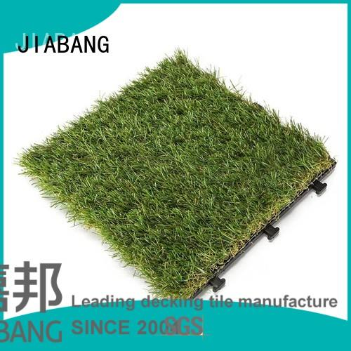 grass carpet squares chic design for customization JIABANG