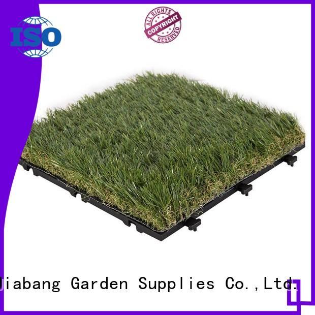 JIABANG grass tiles top-selling for garden