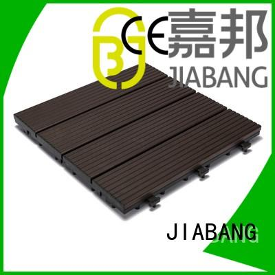 Quality JIABANG Brand outdoor aluminum aluminum deck board