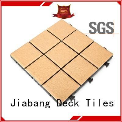JIABANG stow outdoor ceramic tile best manufacturer for garden