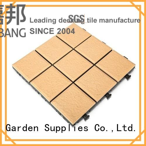 JIABANG Brand deck outdoor roof stg outdoor ceramic tile