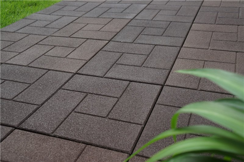 outdoor deck floor covering