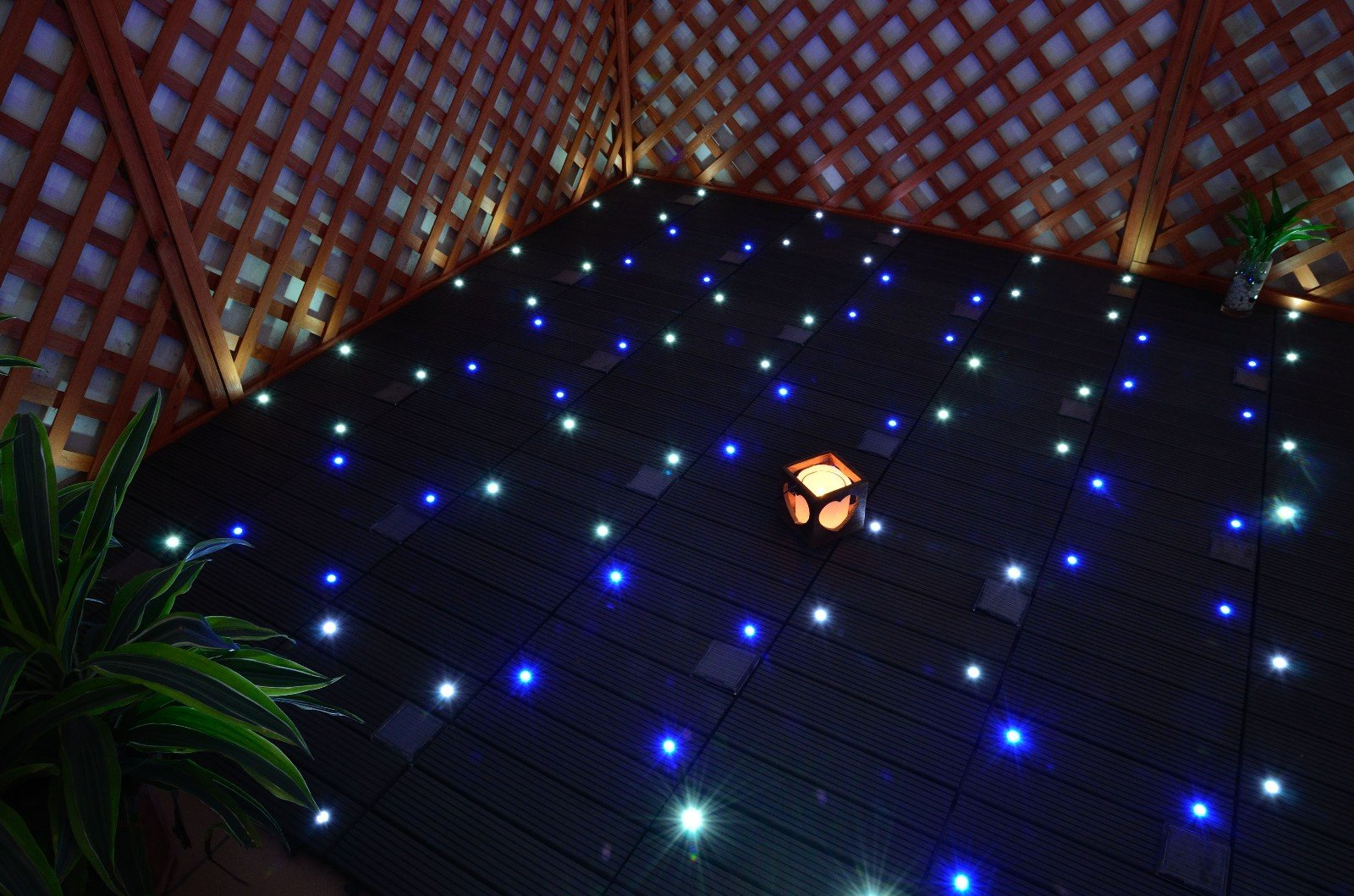 JIABANG eco-friendly snap together deck tiles garden lamp-7