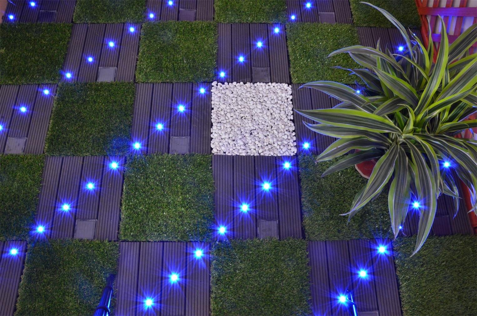 solar light tiles light ecofriendly JIABANG Brand balcony deck tiles
