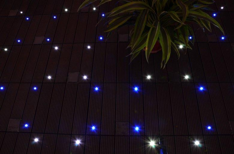 lamp tiles solar balcony deck tiles JIABANG