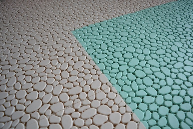plastic garden tiles bathroom floor high-quality for customization-5