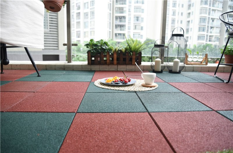 professional interlocking rubber mats playground cheap house decoration-8