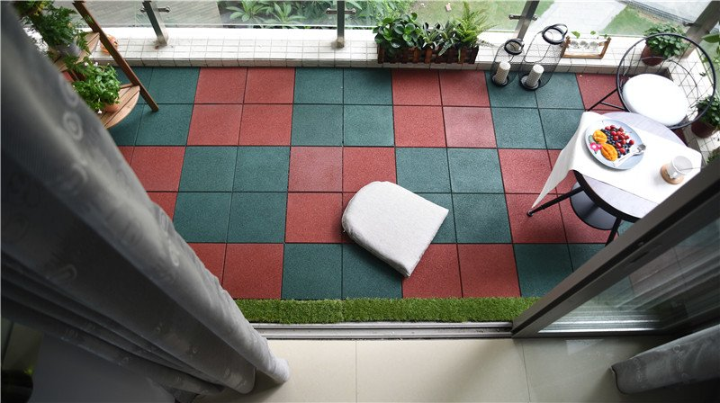 hot-sale interlocking rubber mats composite light weight house decoration-6