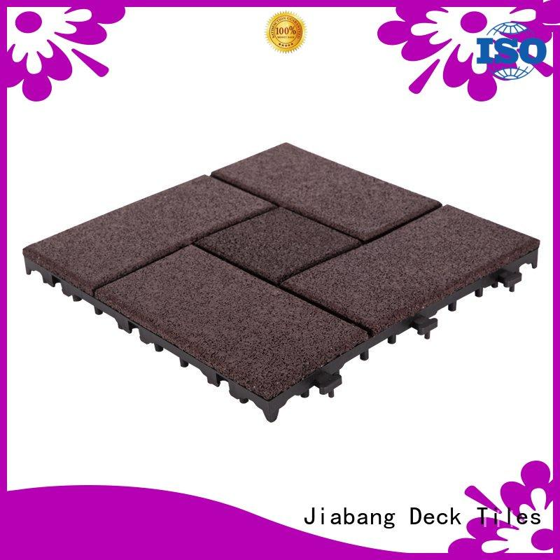 JIABANG professional rubber gym tiles low-cost house decoration