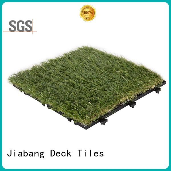 JIABANG grass tiles top-selling for garden