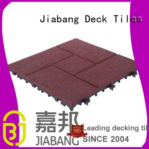 JIABANG highly-rated gym floor tiles interlocking flooring at discount