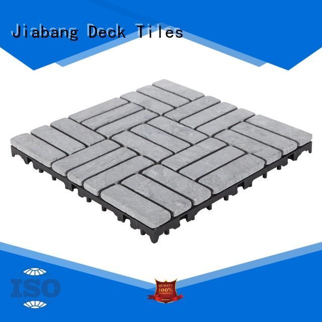 JIABANG natural travertine deck tiles at discount from travertine stone