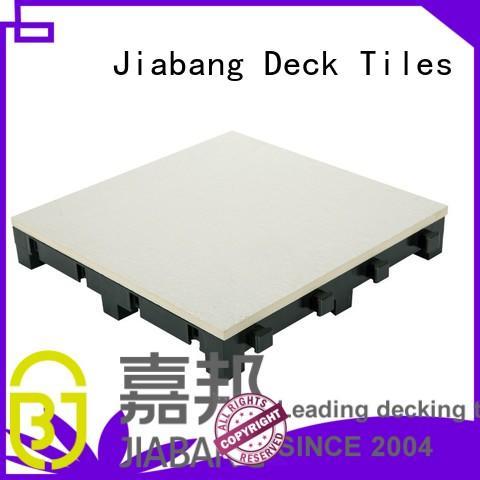 Quality JIABANG Brand material deck 5cm tiles