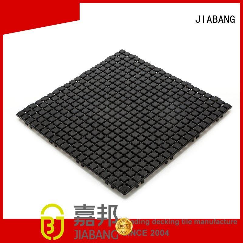 JIABANG plastic wood tiles high-quality