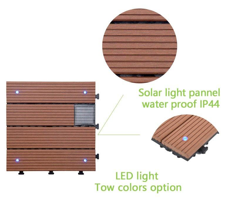 Solar light LED light