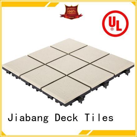 JIABANG 08cm ceramic outdoor ceramic tile for patio at discount for garden