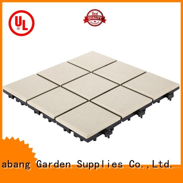 outdoor outdoor ceramic tile cheapest factory price for office JIABANG