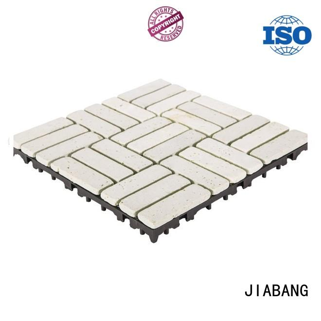 JIABANG diy travertine tile for sale at discount from travertine stone