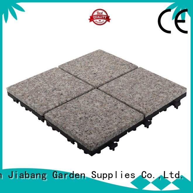 JIABANG highly-rated granite floor tiles from top manufacturer for porch construction
