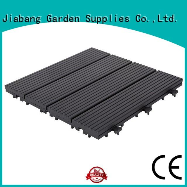 JIABANG outdoor aluminum deck board universal for customization