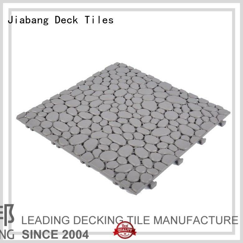 yellow slip non slip bathroom tiles coral JIABANG company
