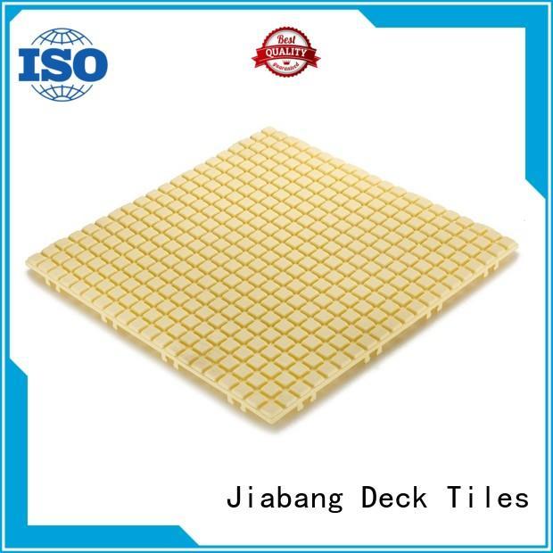 bathroom floor outdoor plastic tiles kitchen flooring JIABANG