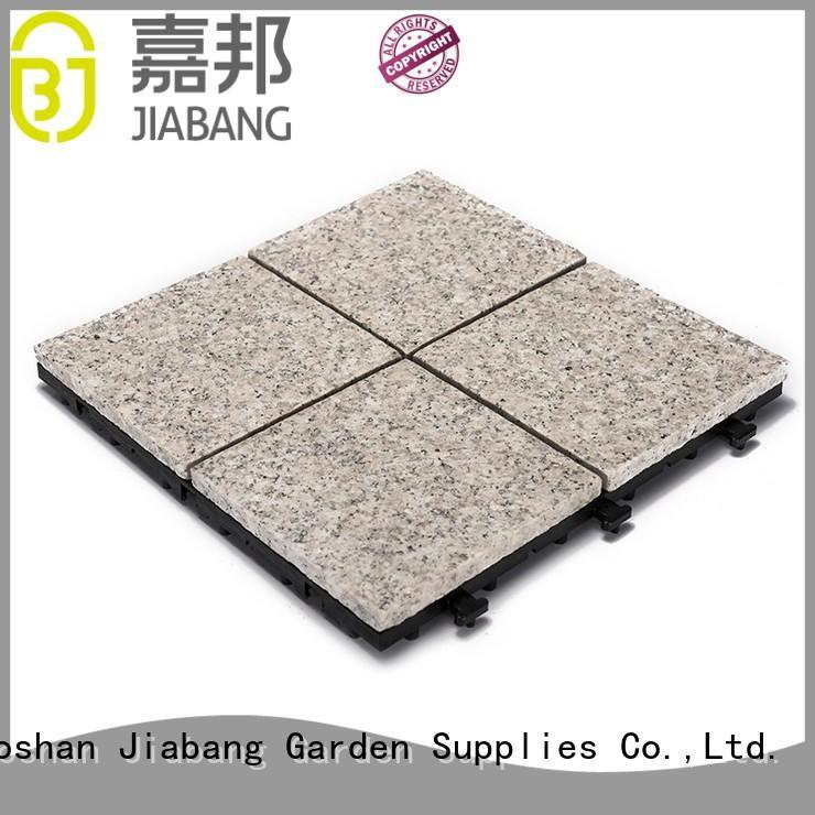 JIABANG gray granite tile at discount for porch construction
