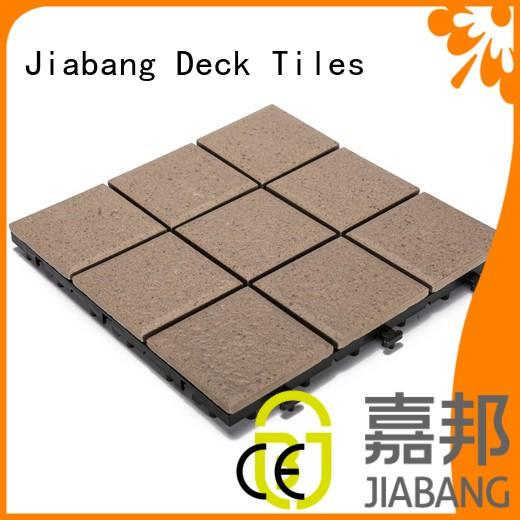 OEM ceramic patio tiles custom size at discount