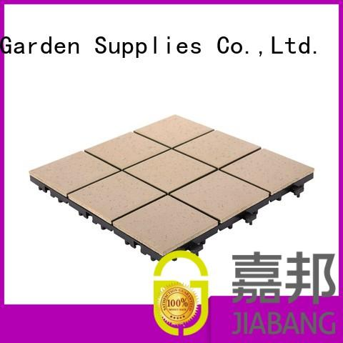 JIABANG porcelain roof exterior ceramic tile cheapest factory price for patio