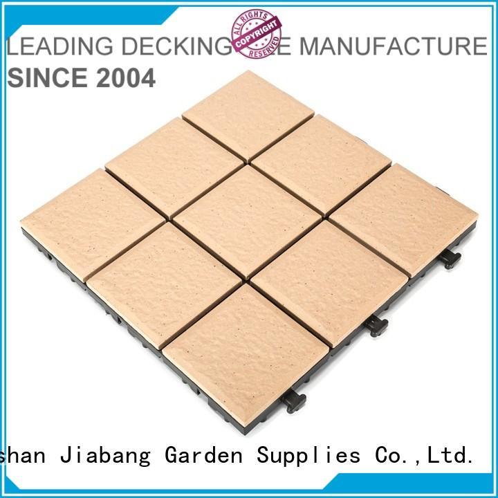 10cm jj01 porcelain patio tiles tiles JIABANG Brand company