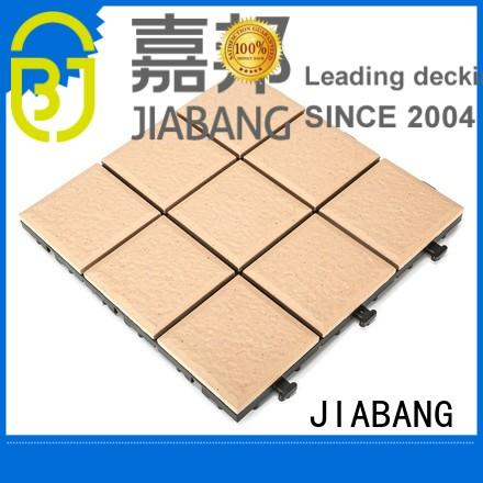 JIABANG Brand exhibition ceramic garden tiles 30x30cm supplier