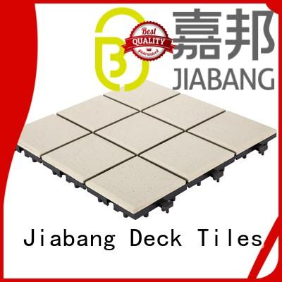 ceramic interlocking tiles stbg exterior Warranty JIABANG