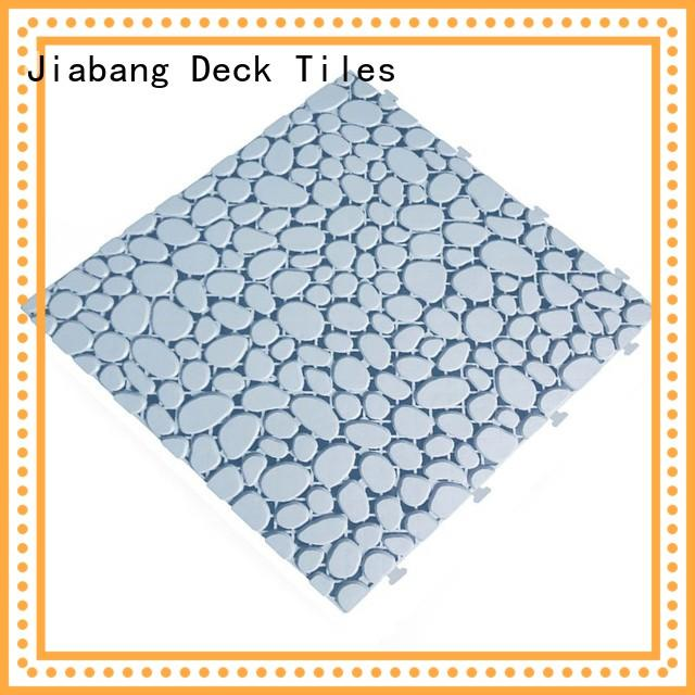 flooring interlocking plastic patio tiles high-quality for wholesale