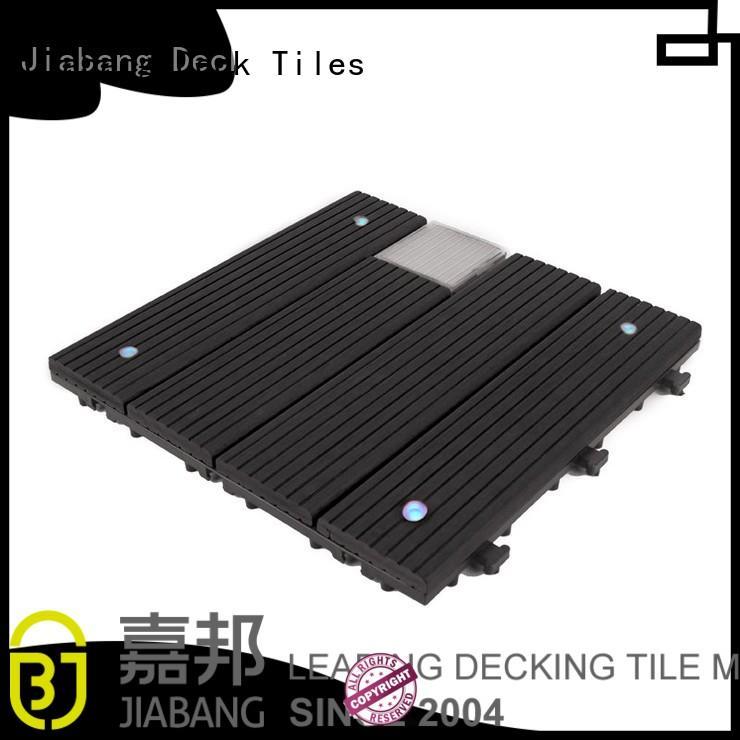Quality JIABANG Brand solar light tiles lamp